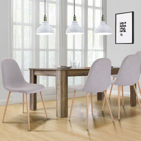 Baeza Modern Dining Chair (Set of 4) by George Oliver