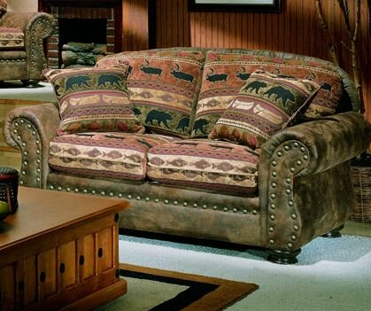 Tucson Loveseat by Cambridge of California