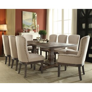 Richardson 9 Piece Dining Set  sc 1 st  Birch Lane : rectangle dining room table sets - pezcame.com