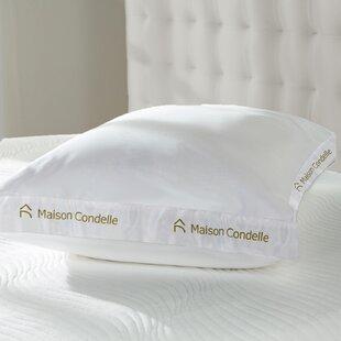 Savings Polyfill Queen Pillow (Set of 2) ByLinen Depot Direct
