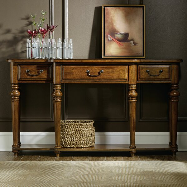 Tynecastle Console Table by Hooker Furniture