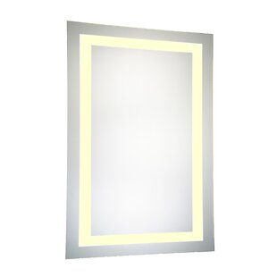Inexpensive Electric Bathroom/Vanity Mirror By Latitude Run