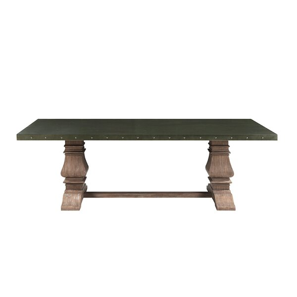 Stowell Dining Table by Gracie Oaks
