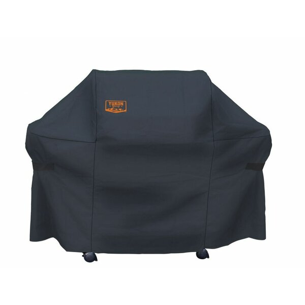 Weber Summit 400 Series Premuim Grill Cover - Fits up to 70 by Yukon Glory