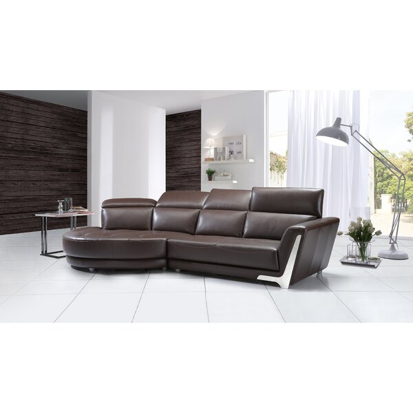 Navya Sectional by Orren Ellis Orren Ellis