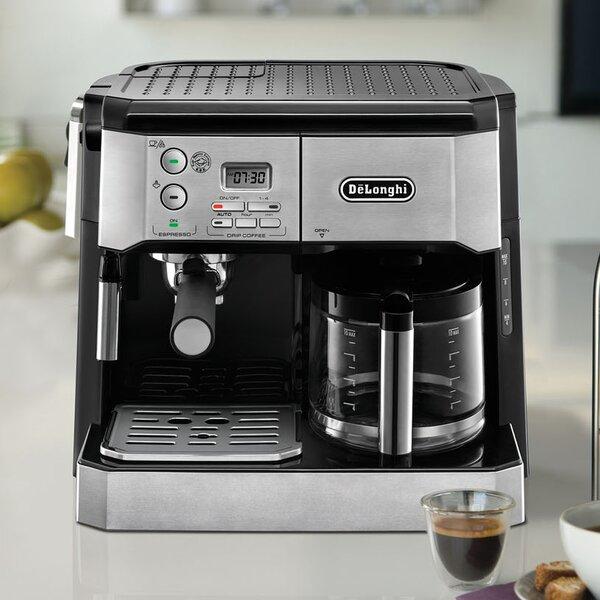 Combi Coffee Espresso Maker By Delonghi.