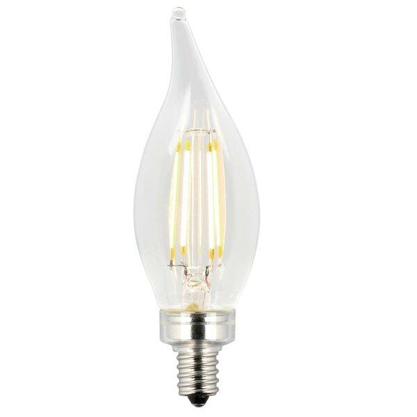 Candelabra Base CA11 LED Light Bulb by Westinghouse Lighting