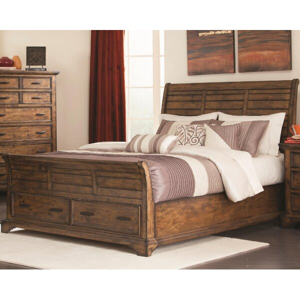 Baye Storage Sleigh Bed by Canora Grey
