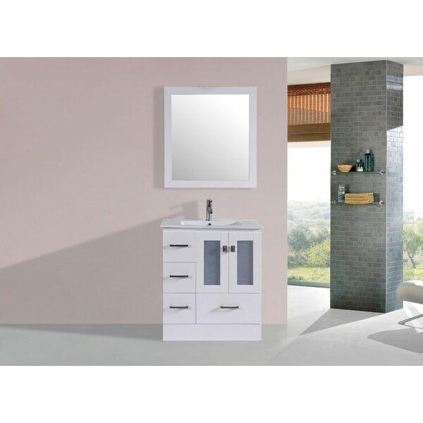 Lapoint Modern 30 Single Bathroom Vanity Set by Latitude Run