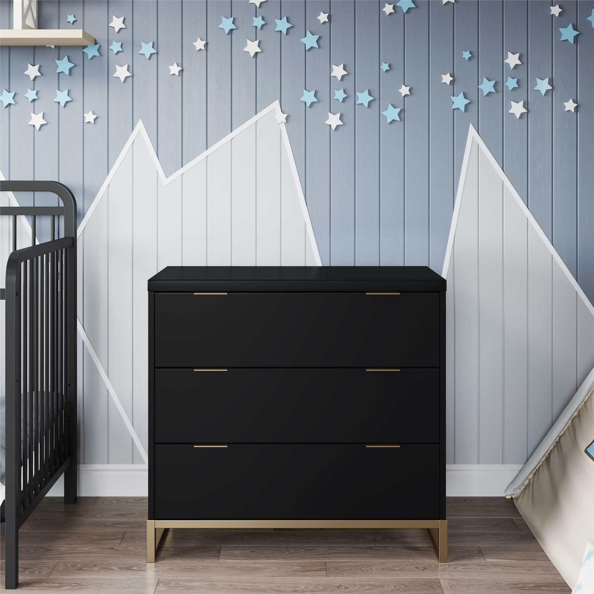 Isabelle Max Rhead 3 Drawer Dresser