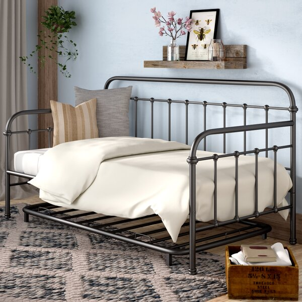 Florent Daybed with Trundle by Laurel Foundry Mode