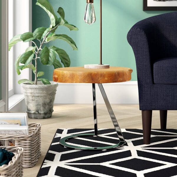 Lipscomb End Table by Brayden Studio