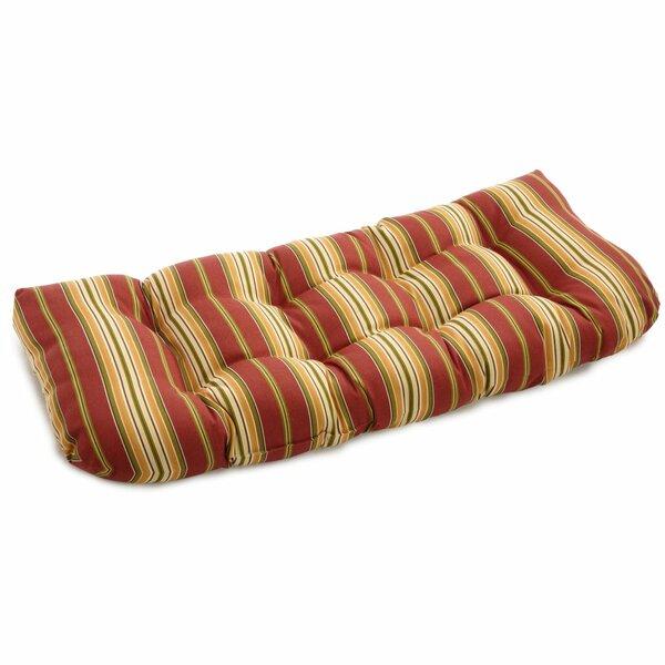 Stripe Indoor/Outdoor Bench Cushion