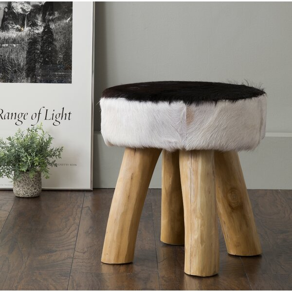 Norfolk Accent Stool by Loon Peak