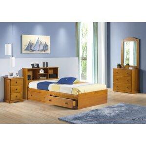 Pine Kids\' Bedroom Sets You\'ll Love   Wayfair