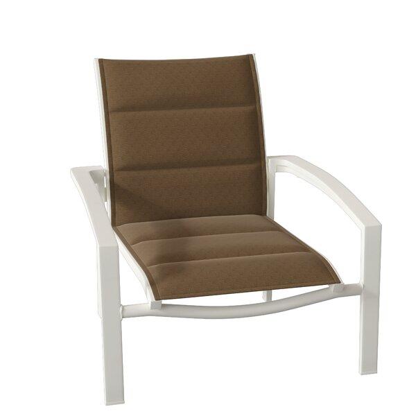 Elance Padded Sling Patio Chair by Tropitone Tropitone