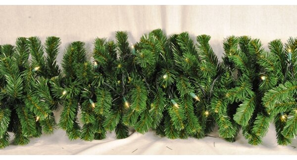 Incandescent Sequoia Garland by Queens of Christmas