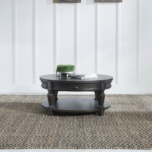 Kallas Coffee Table with Storage by Gracie Oaks Gracie Oaks
