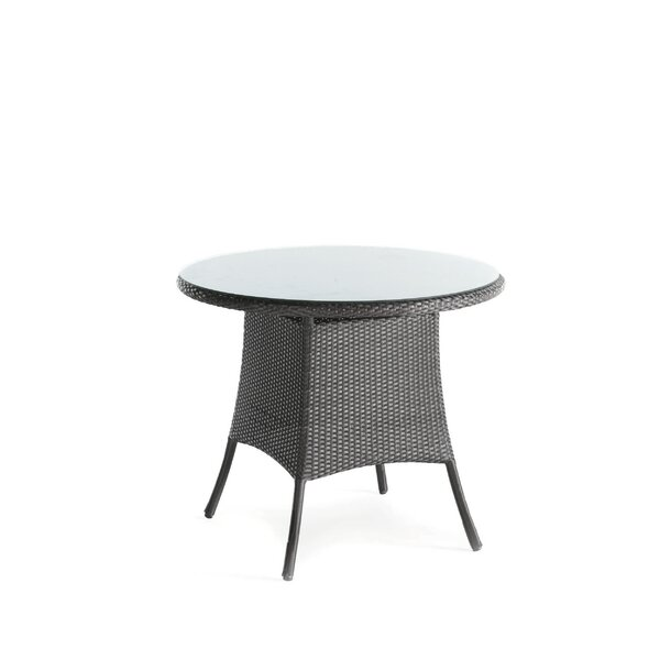 Tressie Dining Table by Rosecliff Heights