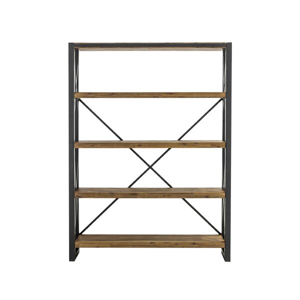 Montoya Standard Bookcase by Gracie Oaks