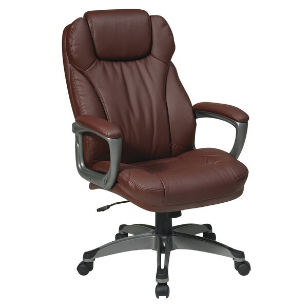 High-Back Executive Chair by CommClad
