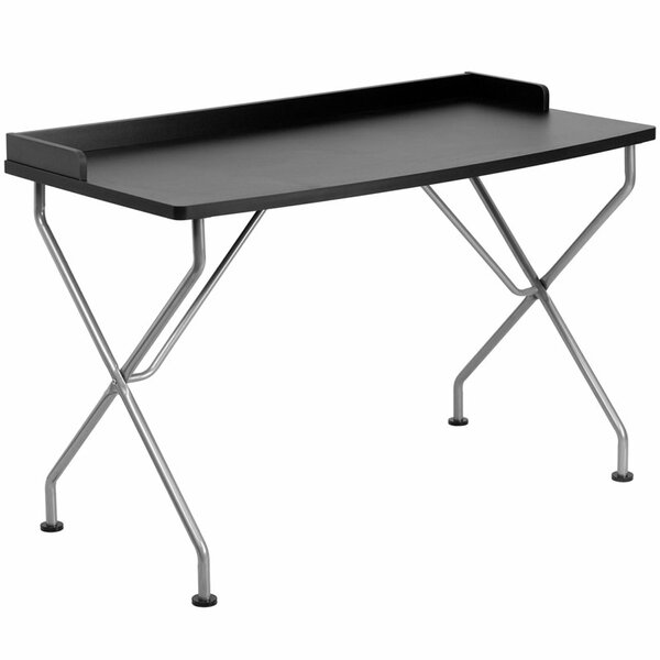 Eastvale Beveled Desk by Ebern Designs