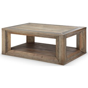 Compare prices Errol Coffee Table By Millwood Pines