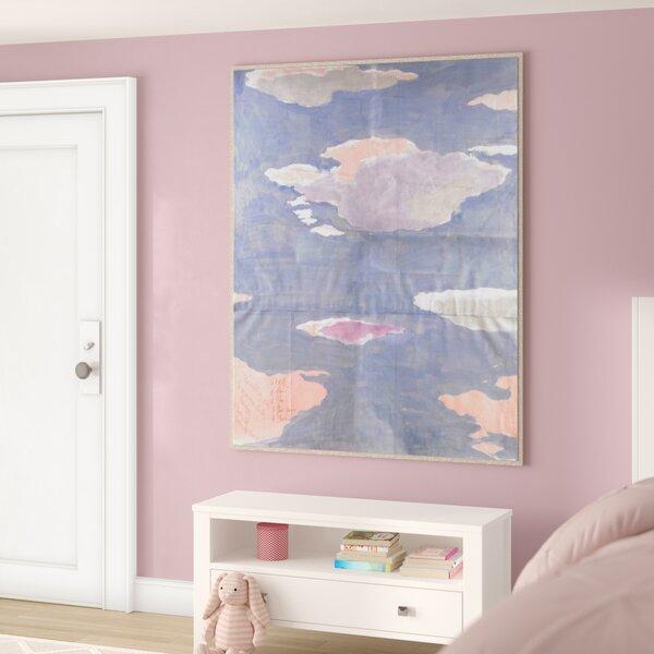 Freida Paule Marrot Clouds Artwork by Viv + Rae