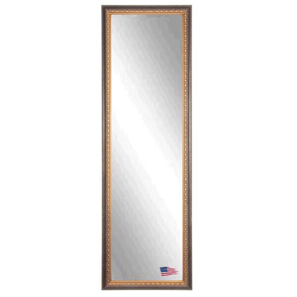 Traditional Cameo Bronze Full Length Body Mirror by Astoria Grand