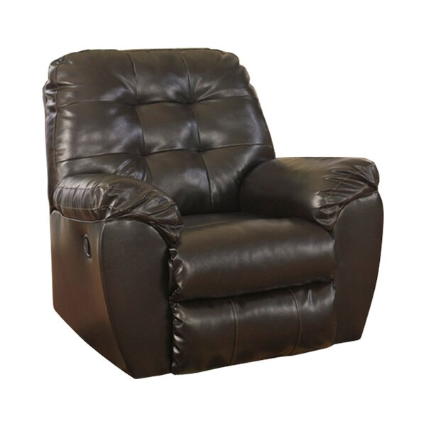 Noam Faux Leather Manual Rocker Recliner PHBG1848
