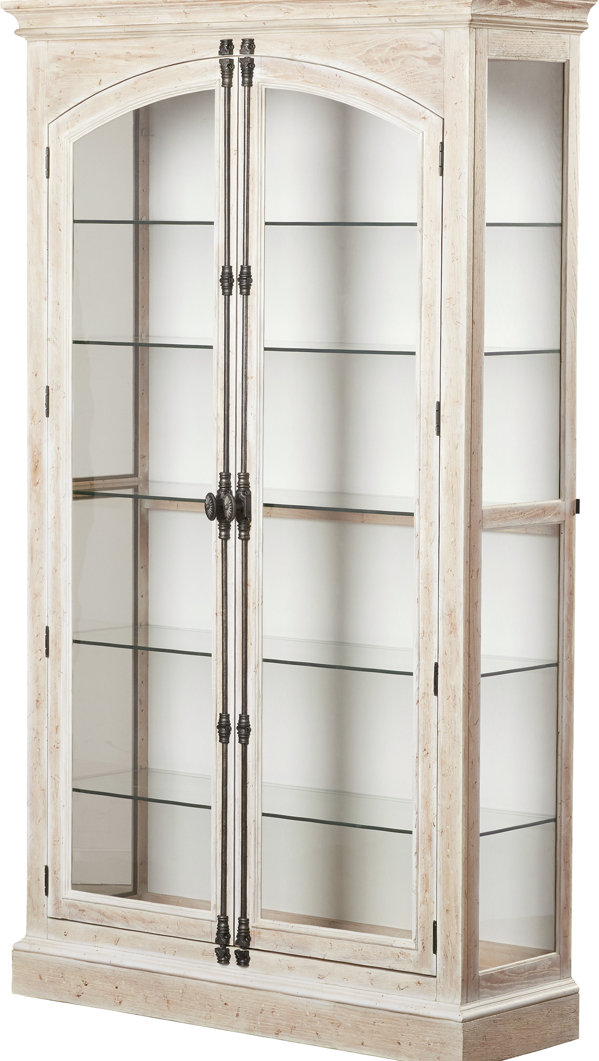 modern of with corner lighted drawers full cabinet curio size a storage ideas cabinets