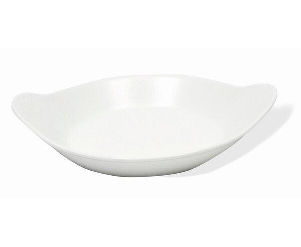 White Basics Round Au Gratin Dish (Set of 6) by Maxwell & Williams