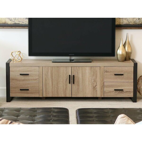 Theodulus TV Stand for TVs up to 70 by Mercury Row