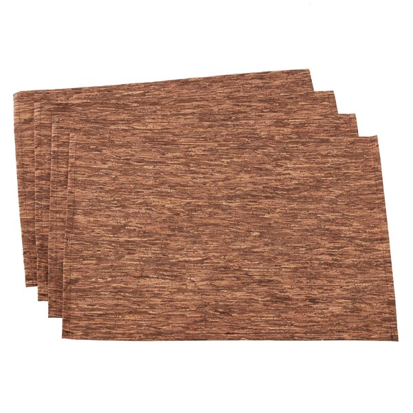 Gosport Cork Blend 19 Placemat (Set of 4) by Williston Forge