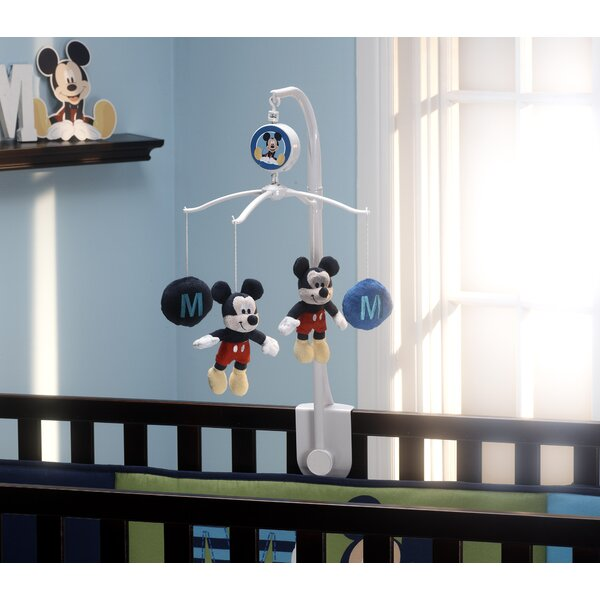 Mickey Mouse Musical Mobile by Disney