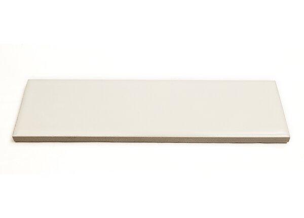 Vintage 3'' x 9'' Ceramic Subway Tile in White by Splashback Tile