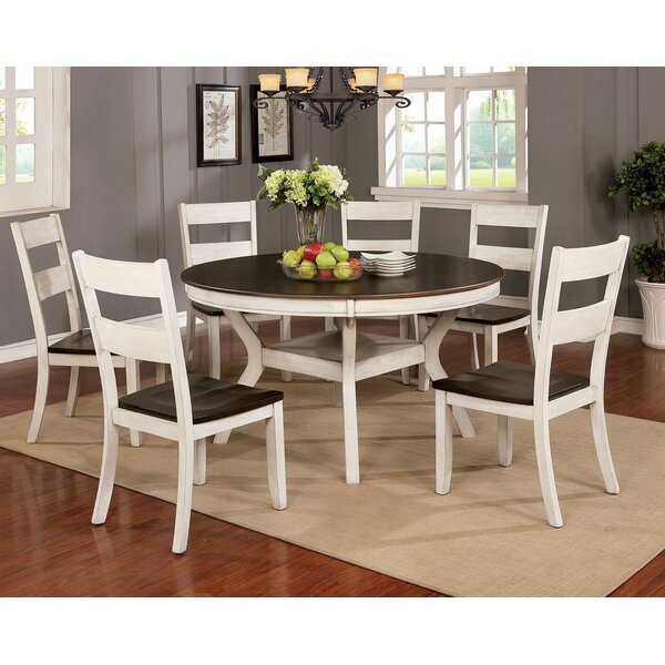 Fantauzzi 7 Piece Dining Set by Andrew Home Studio Andrew Home Studio