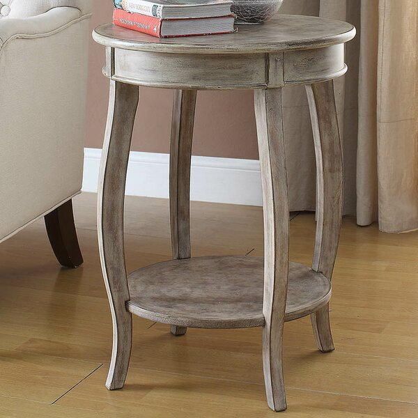 Grayson End Table by August Grove