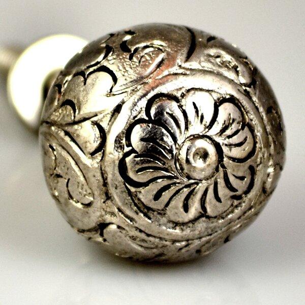 Round Knob (Set of 4) by Charleston Knob Company