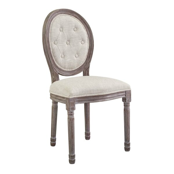 Amazing Natalia Upholstered Dining Chair (Set Of 4) By Ophelia & Co. Cheap