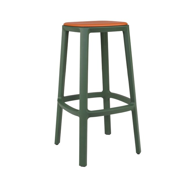 Cadrea Upholstered Counter & Bar Stool By TOOU