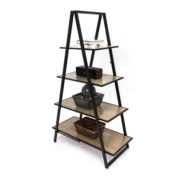 Enciso A Frame Deco Ladder Bookcase By Union Rustic