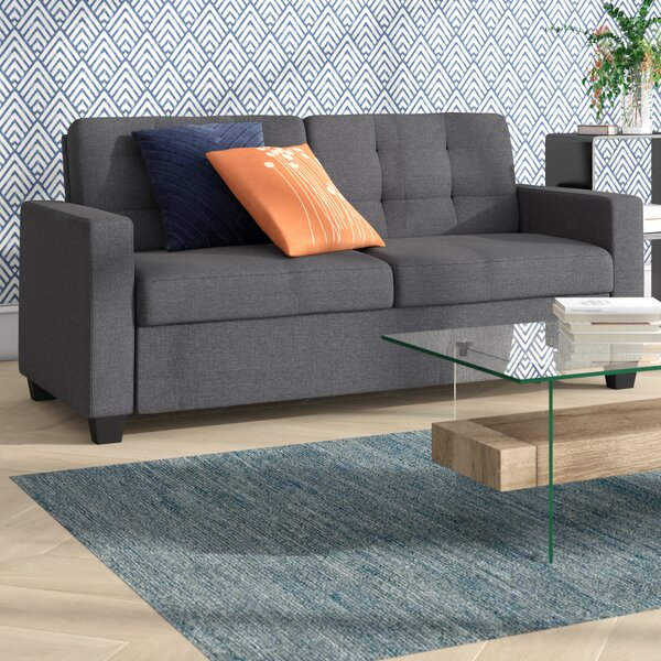 Jovita Sleeper Loveseat by Zipcode Design
