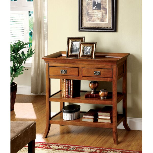 Mikel Console Table by Alcott Hill Alcott Hill