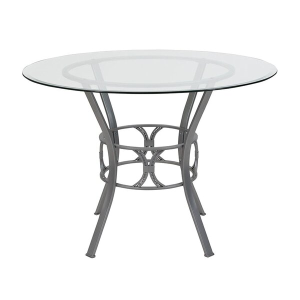 Velasco Counter Height Dining Table by Fleur De Lis Living