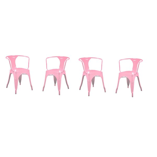 Ricci Dining Chair (Set of 4) by Ivy Bronx