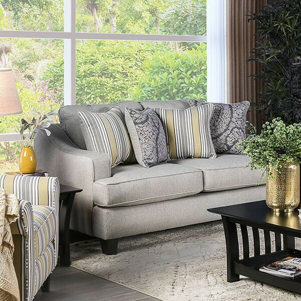 Hawes Loveseat by Darby Home Co