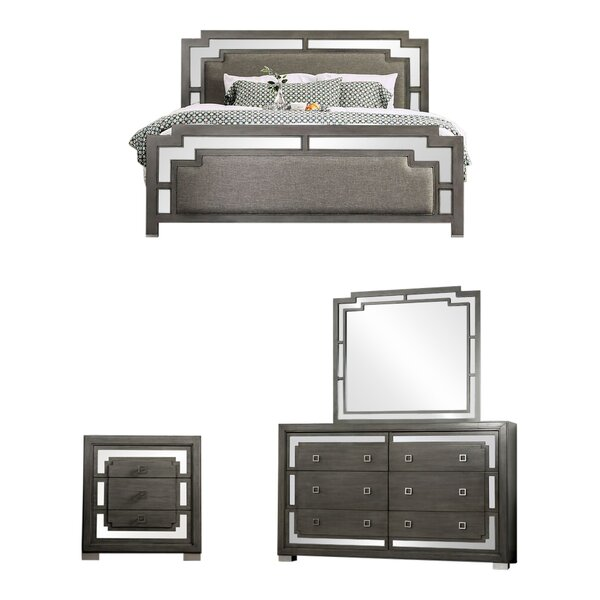 Verna Standard Configurable Bedroom Set by Rosdorf Park