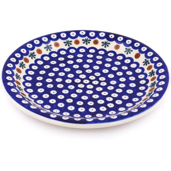 Mosquito Polish Pottery Decorative Plate by Polmedia