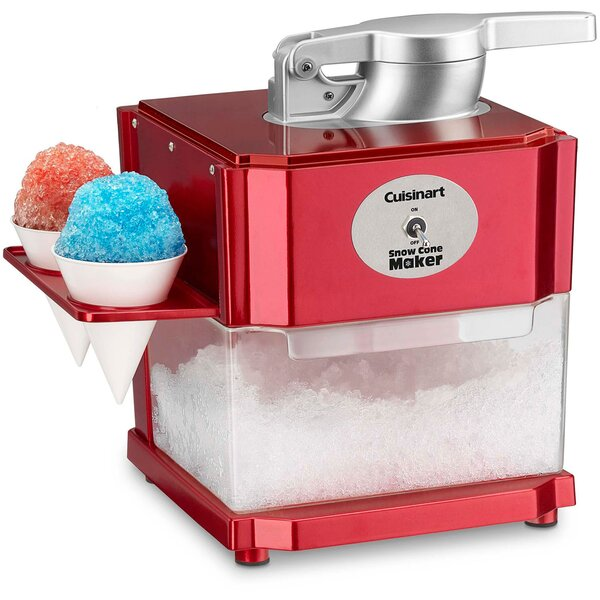 Snow Cone Maker by Cuisinart